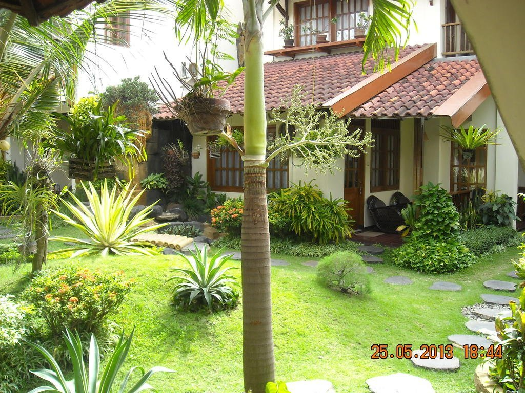 Guesthouse di Yogyakarta dengan Kolam Renang