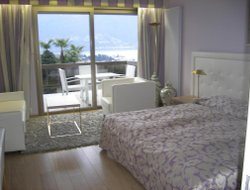 Ascona hotels with lake view