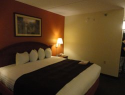 Pets-friendly hotels in Ottumwa