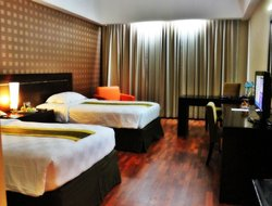 Top-10 hotels in the center of Pakanbaru