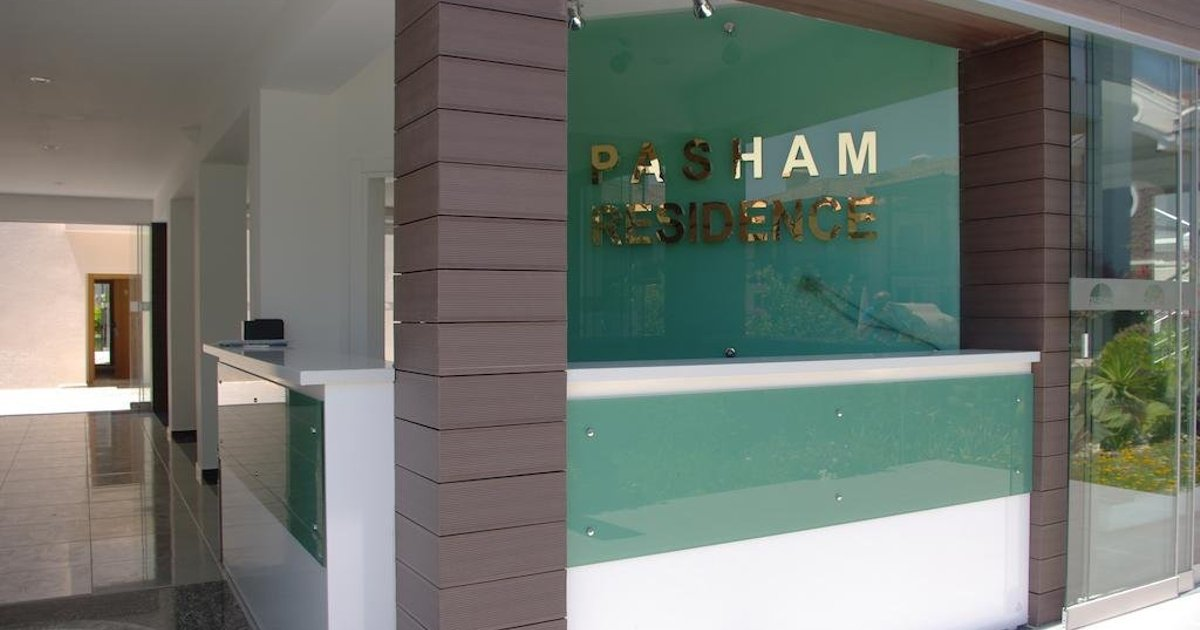 Pasham Residence Suite Hotel