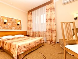 Top-10 hotels in the center of Anapa