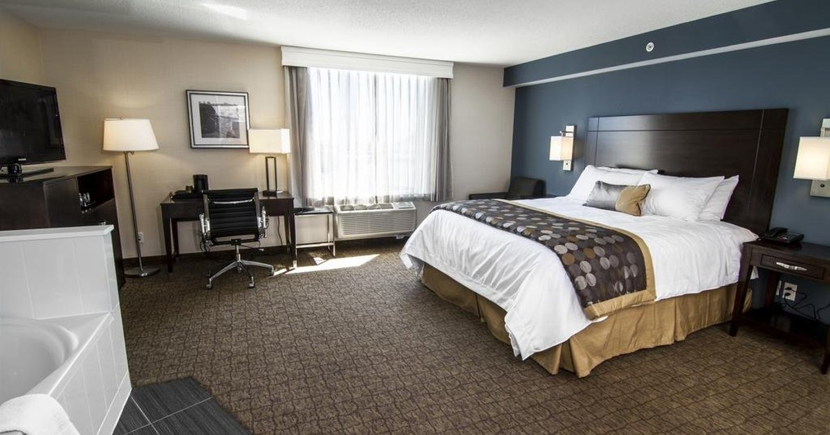 Hotel Hotel Wyndham Garden Niagara Falls Fallsview Niagara Falls