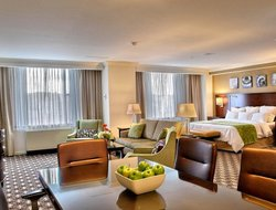 Top-10 hotels in the center of Pittsburgh