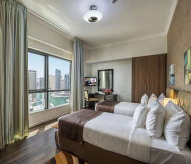 City Premiere Marina Hotel Apartments