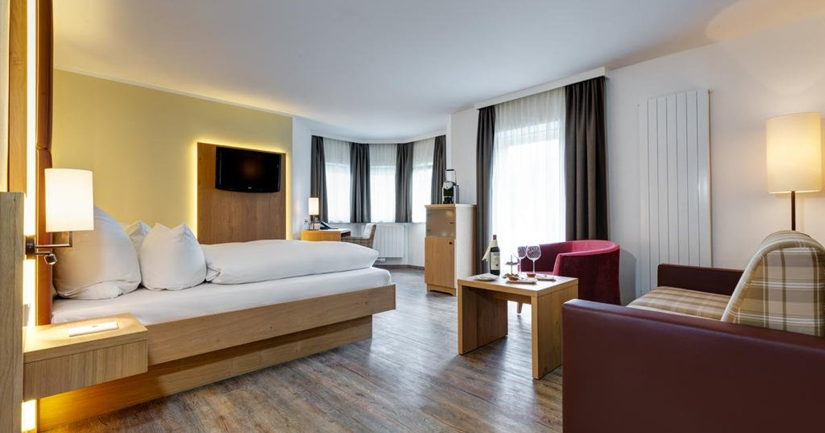 Best Western 4*S Hotel Obermühle