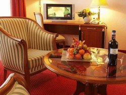 Top-10 hotels in the center of Ahlbeck