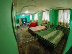 Pets-friendly hotels in Novokuznetsk