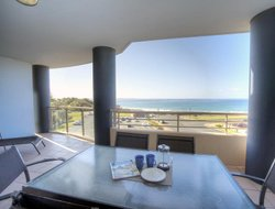 Forster hotels with sea view