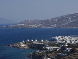 Mykonos Town hotels with panoramic view