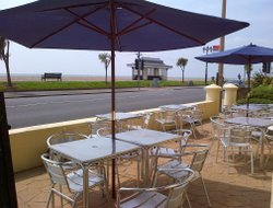 Worthing hotels with sea view
