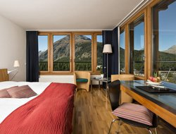Top-3 romantic Pontresina hotels