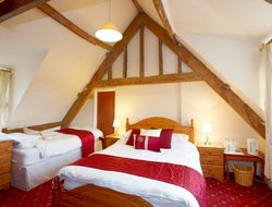 Top-3 romantic Hay on Wye hotels
