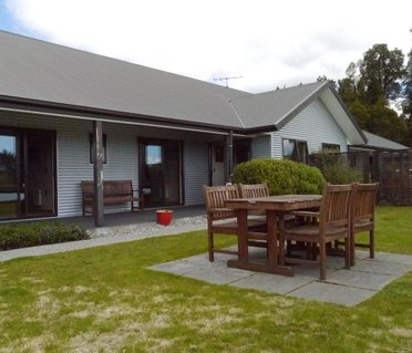 Lake Brunner Accommodation & Golf Course