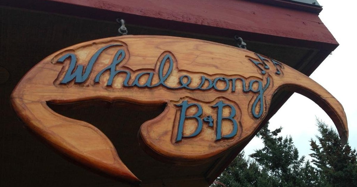 Whalesong Bed and Breakfast