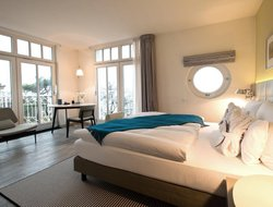 Ostseebad Binz hotels with sea view