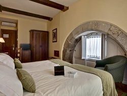 Top-10 hotels in the center of Santiago de Compostela
