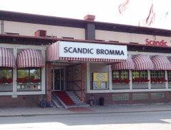 Bromma hotels with restaurants