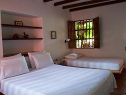 Top-4 hotels in the center of Antioquia