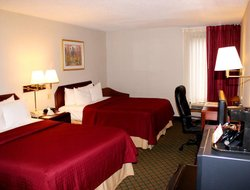 Top-6 hotels in the center of Nashua