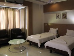 Top-4 hotels in the center of Dibrugarh