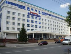 Top-10 hotels in the center of Tyumen