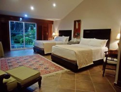 Top-4 romantic Boquete hotels