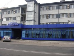 Top-3 hotels in the center of Braila