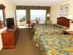 Myrtle Beach hotels with sea view
