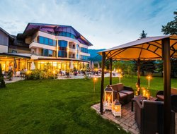 Top-5 hotels in the center of Haus