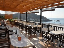 Grigos hotels with sea view