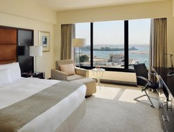 Abu Dhabi City hotels with sea view