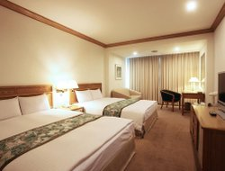 Business hotels in Tainan City