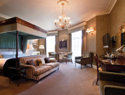 Top-5 hotels in the center of St. Albans