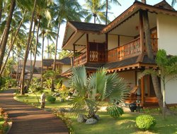 Myanmar hotels with sea view