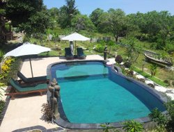Lembongan Island hotels with sea view