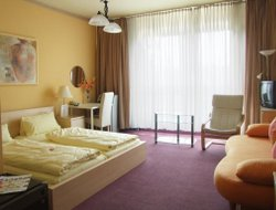 Top-10 hotels in the center of Aschaffenburg