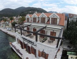 Top-8 hotels in the center of Tivat