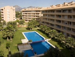 l'Albir hotels with swimming pool