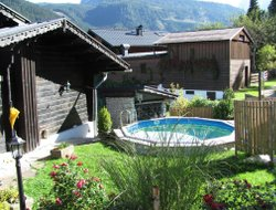 Gosau hotels with swimming pool