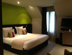 Pets-friendly hotels in Caen