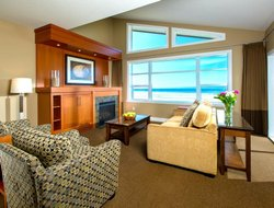 Pets-friendly hotels in Parksville