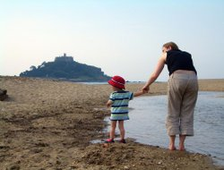Top-3 romantic Marazion hotels