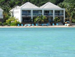 Top-5 hotels in the center of Saint Barthelemy Island