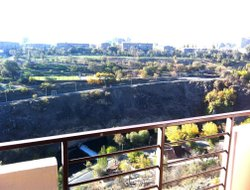 Armenia hotels with river view