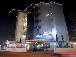 Top-4 hotels in the center of Daman