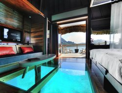 Top-4 romantic Vaitape hotels