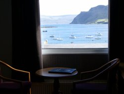 Top-5 hotels in the center of PORTREE