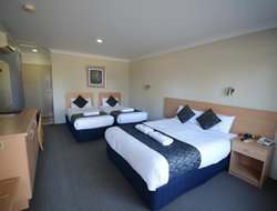 Tamworth hotels