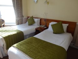 Sidmouth hotels with restaurants